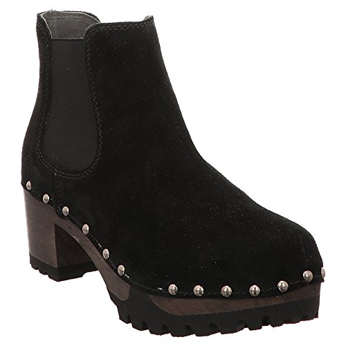 Boots S3358 Softclox 06 Women's Black q7twPt