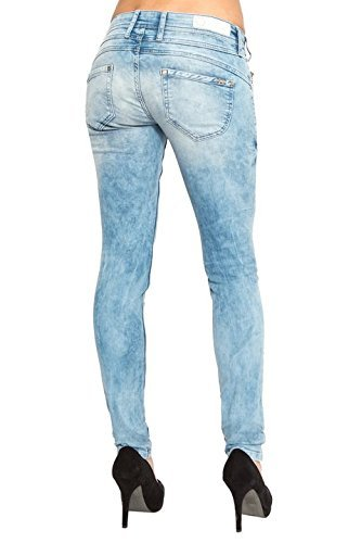 Jeans Paradise Attillata Donna In Lost HE5Rnqx