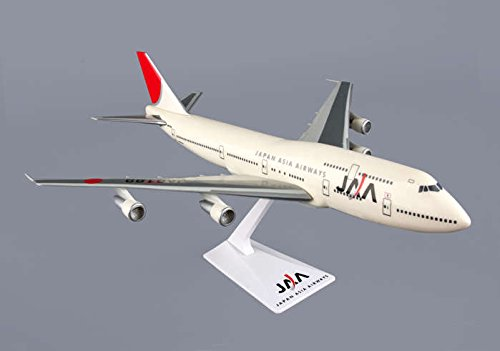 DARON WORLDWIDE B747-300 Japan-Asia 1//250 Flight Miniatures private/_label NC
