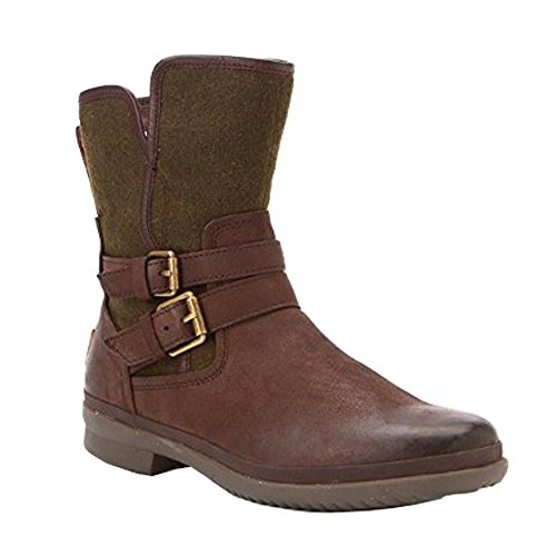 UGG Australia Womens Simmens Boot Stout Size 8 - Ugg Boots Wedges Women