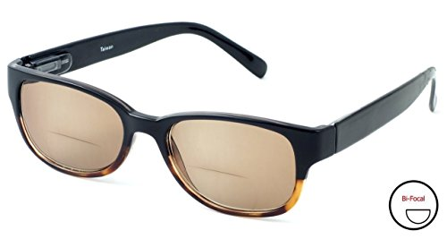 3f222b27864 Calabria Bi-Focals 4373SB Reading Sunglasses with Matching Case. Great    Cheaters