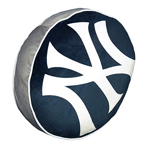 The Northwest Company New York Yankees MLB 15in Cloud Travel Pillow by The Northwest Company