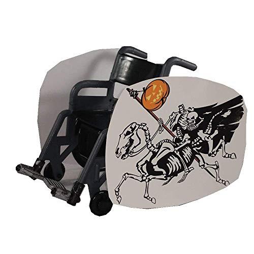 Headless Horsemen Wheelchair Costume (Sleepy Hollow Headless Horseman Kids Costumes)