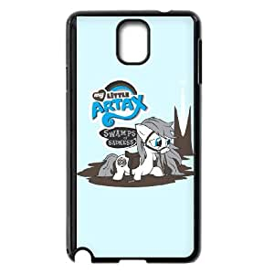 Samsung Galaxy Note 3 Cell Phone Case Black My Little Artax U2L8F