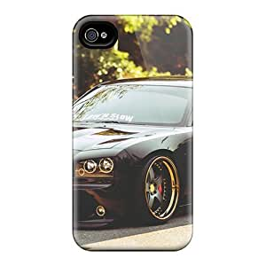 Perfect Dodge Charger Cases Covers Skin Samsung Galaxy S5 I9600/G9006/G9008 Phone Cases