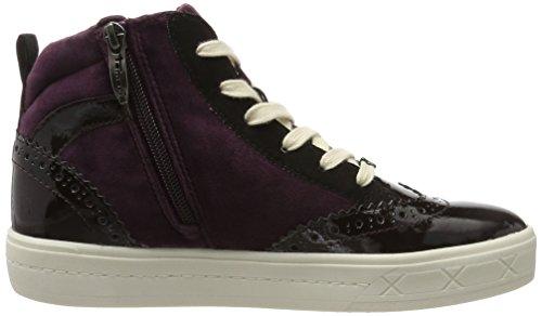 Sneaker Tamaris Damen Rot Comb Hohe 25207 Berry qnt4nf1a8