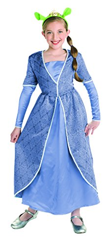 Princess Fiona Plus Size Fancy Dress (Shrek the Third Deluxe Fiona)