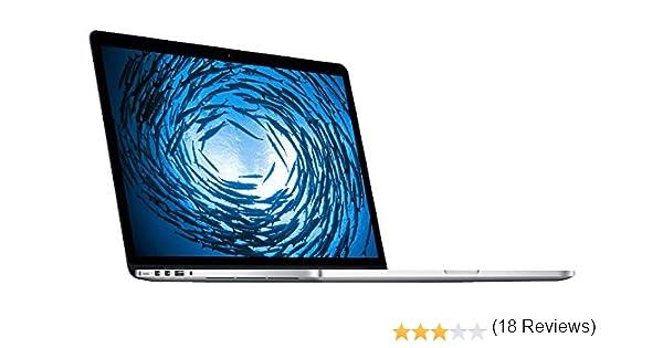 Apple MacBook Pro - Ordenador portátil de 15.4