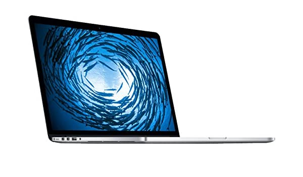Apple MacBook Pro con Pantalla Retina (15,4 Pulgadas) Ordenador portátil Core i7 (2.2GHz) 16 GB Unidad de Estado sólido de 256 GB, WLAN, BT cámara Web Mac ...