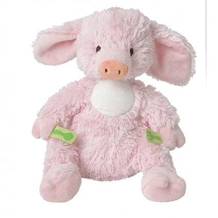 Happy Horse - Peluches et Doudous - Doudou Cochon Picnic Porgy - Peluche bébé 22 cm