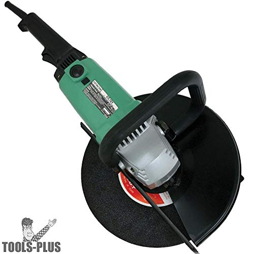 Hitachi CC12Y 15-Amp AC/DC Handheld Cut-Off Saw, 12 inch Wheel Diameter and 1 inch Arbor (Discontinued by the Manufacturer)