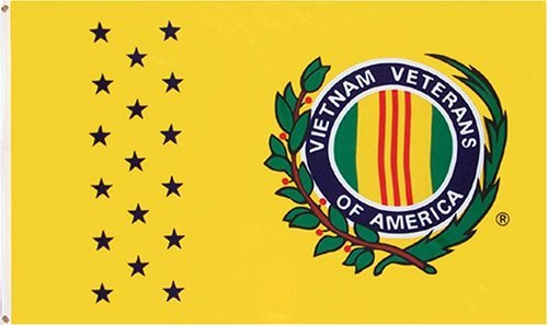 RFC Vietnam Veterans of America Flag 3'x 5'