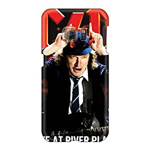 JohnPrimeauMaurice Samsung Galaxy S6 Protective Hard Cell-phone Cases Provide Private Custom Vivid Ac Dc Band Series [DHq19641uifb]