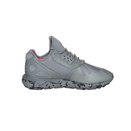 Adidas - Adidas Tubular Runner Scarpe Sportive Uomo Grigie F37636 gris