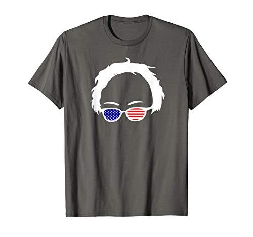 Bernie Sanders 2020 USA Falg T Shirt for -