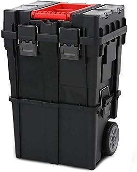 BULTO HOME - Caja de herramientas con ruedas (2 piezas): Amazon.es ...