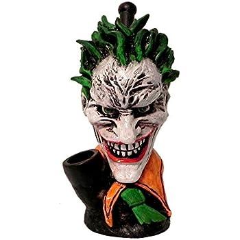 14 Male Glass Tobacco Bowl Joker