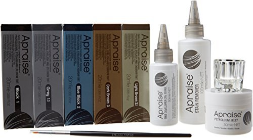Apraise Professional Eyelash and Eyebrow Tint Salon Starter Kit by Apraise by Apraise (Image #1)