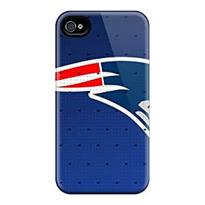 4/4s Scratch-proof Protection For Iphone 5C Case Cover over Hot New England Patriots Phone Case