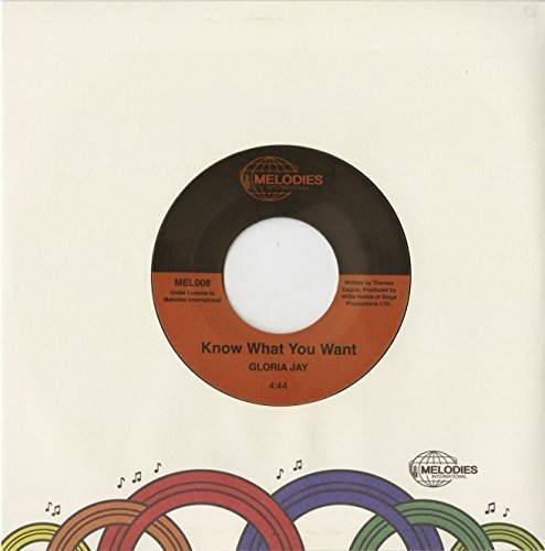 Gloria Jay - Know What You Want (United Kingdom - Import)