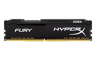 Kingston Technology HyperX Fury Black 16GB 3200MHz DDR4 CL18 DIMM Memory HX432C18FB/16 (B07BJK2MHJ) | Amazon price tracker / tracking, Amazon price history charts, Amazon price watches, Amazon price drop alerts