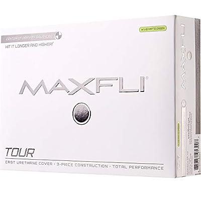 Maxfli Tour Total Performance Urethane Golf Balls