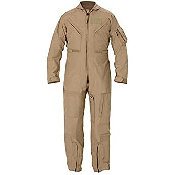 Amazon.com  Genuine Issue GI CWU 27P Flyers Nomex Coveralls FR ... 0bbaddc47f1