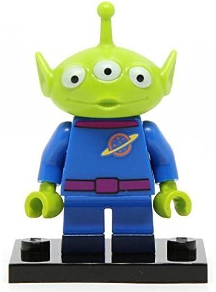LEGO-MINIFIGURES SERIES DISNEY X 1 HEAD FOR THE GENIE FROM LEGO DISNEY PARTS