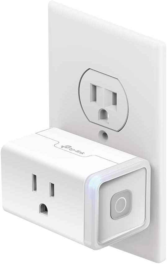 Kasa Smart Plug by TP-Link, Smart Home WiFi Outlet works with Alexa