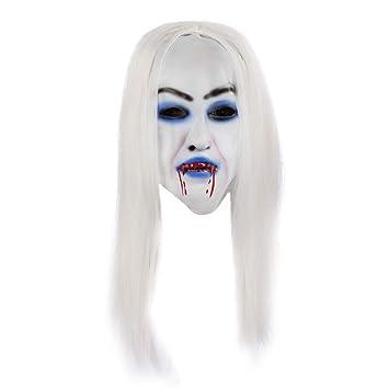 Namgiy Máscara de Halloween, Fiesta, Disfraces, Disfraces, Cosplay, Adultos, Mujeres