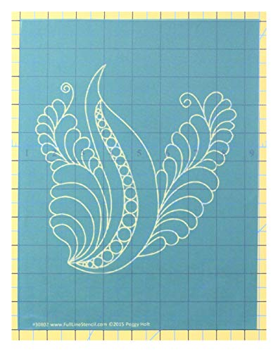 Pounce Pad Stencil for Quilting (7