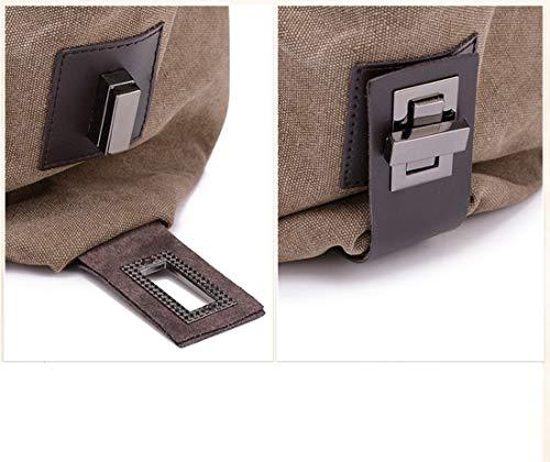 Sac Simple Épaule Brown Multifonctionnel Loisirs Tissu Portable De color Jessiekervin Brown Voyage Yy3 qEZwXX