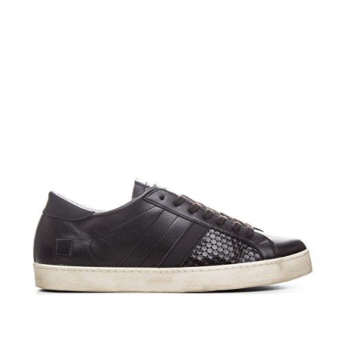 D.a.t.e. Date Hill Low Pong Sneakers Herren Black