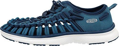 Keen Uneek O2 W, Zapatillas Para Mujer Ink Blue/white