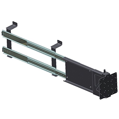 MOR/ryde 111.2016 MORryde TV40-002H Horizontal Sliding TV Mount - Adjustable Depth - Depth Slide