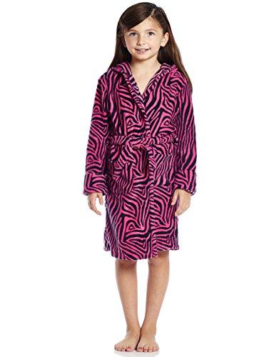 - Leveret Fleece Sleep Robe Zebra 2 Years