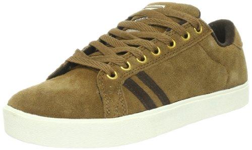 Emerica The Leo Mens Size 10.5 Brown Camel Regular Suede Skate Shoes