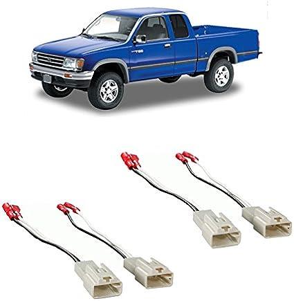 Toyota T100 1993-1998 Factory Radio OEM Original Stereo Wire Harness Plug