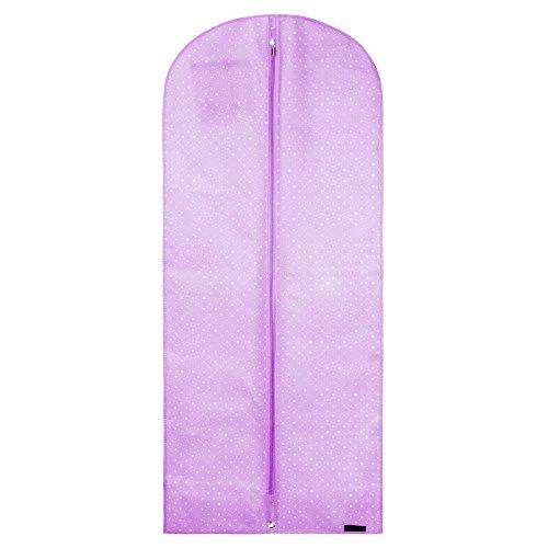 Hangerworld Lilac Breathable Dress Garment