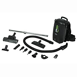 Atrix VACBP1 HEPA Backpack Vacuum with Attachments