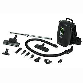 Atrix – VACBP1 HEPA Backpack Vacuum Corded 8 Quart HEPA Bag 4 Level Filtration Attachments