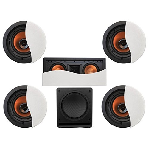 Klipsch CDT-5650-CII In-Ceiling System #21 by Klipsch