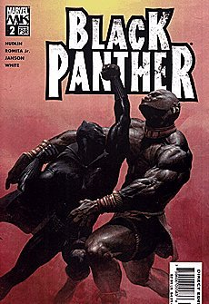 Black Panther (2005 series) #2