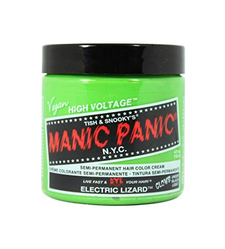 Manic Panic Semi-Permanent Color Cream Electric Lizard