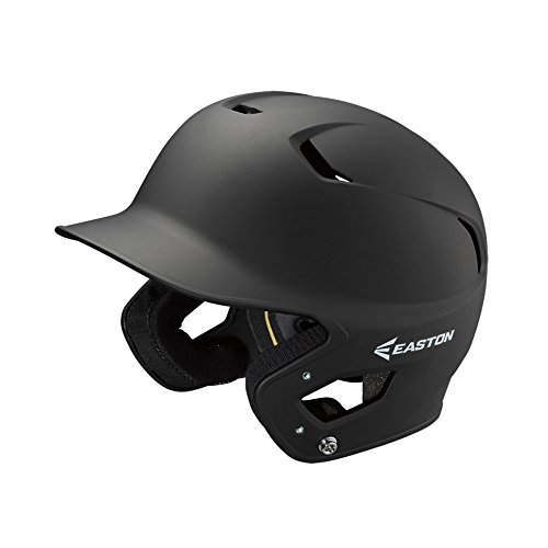 - EASTON Z5 2.0 Batting Helmet | Junior | Matte Black | Baseball Softball | 2019 | Dual-Density Impact Absorption Foam | High Impact Resistant ABS Shell | Moisture Wicking BioDRI Liner