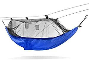 Yukon Outfitters Mosquito Hammock (Blue)