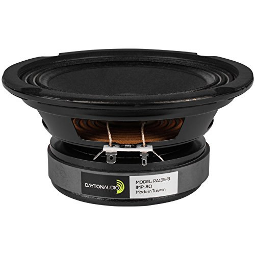 Dayton Audio PA165-8 6'' PA Driver Speaker by Dayton Audio
