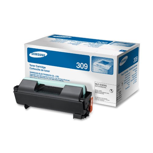 Samsung MLT-D309S/XAA Toner 10K Yield (ML-5512ND, ML-6512ND) (Laser Ml Printer 6512nd)