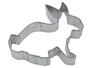 """R&M Cottontail 2.25"""" Cookie Cutter in Durable, Economical, Tinplated Steel"""