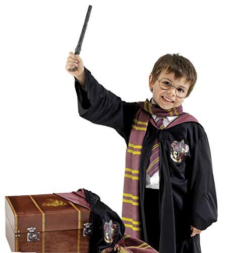 Rubie's Harry Potter Dress-Up Trunk (Renewed) (Harry Potter School Trunk Costume Set Child)